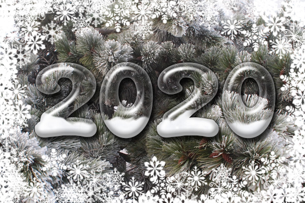 Happy New 2020 Year!
