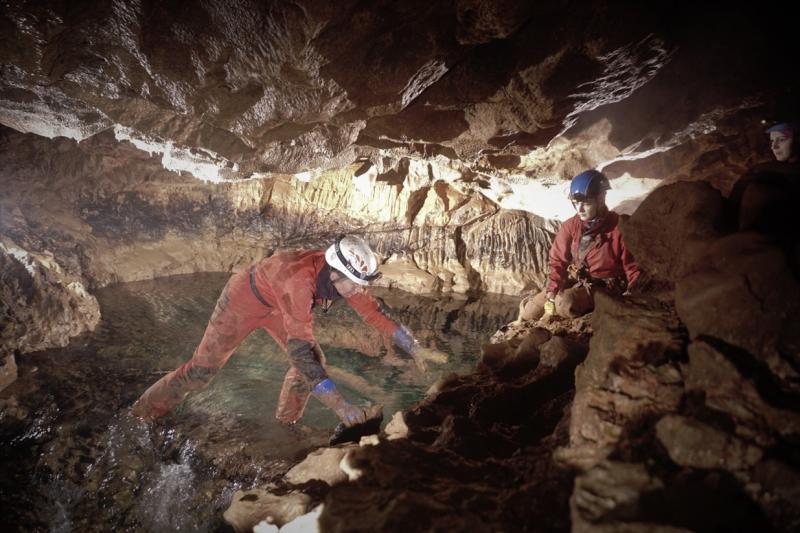 Słowacja – Jaskinia Mangalica, Michnova i Teplica
