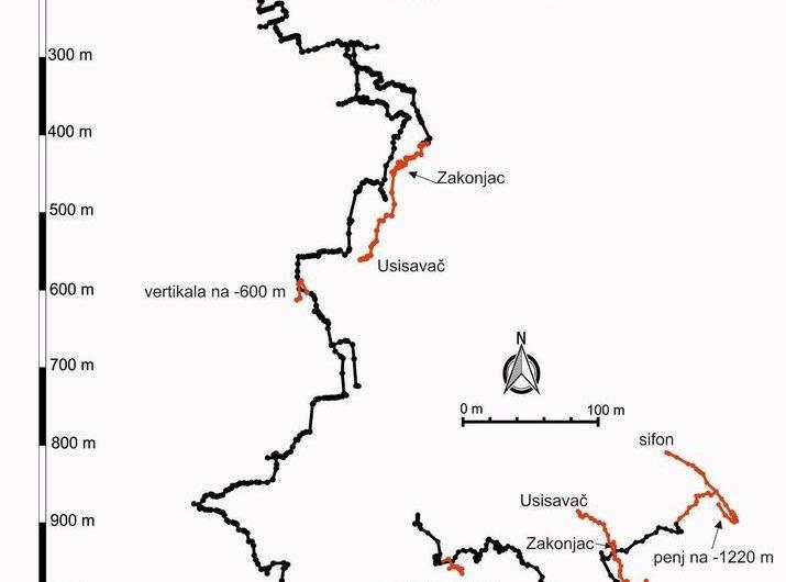 """Završetak speleološke ekspedicije """"Nedam 2020"""""""