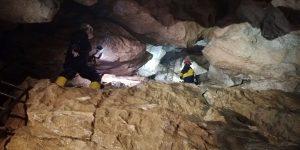 Jaskyne Javorinka a Mokra diera oktober 2020