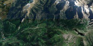 Javorova dolina a potok Javorinka