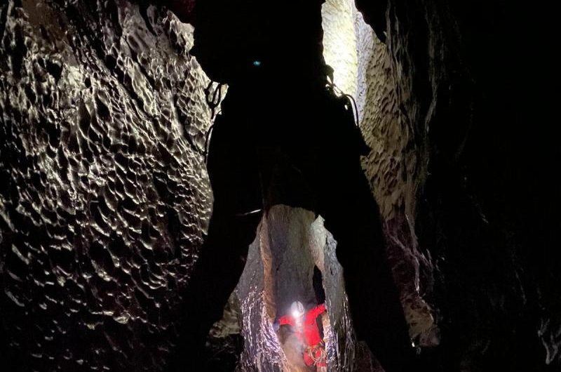 Jaskinia Kasprowa Niżnia – Zajęcia z Pierwszej Pomocy