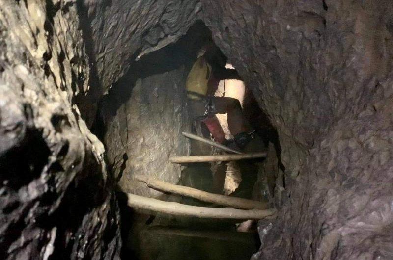 Jaskinia Miętusia i Kasprowa Niżnia