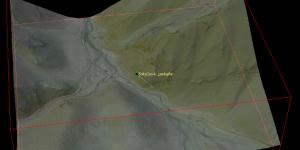 Therion: Povrch s textúrov LIDAR