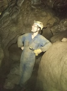 Terasová jeskyně mezi čtyřskovkařkami