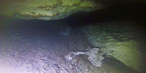 Môj druhy ponor v Mokrej diere s trápením a prekvapením.